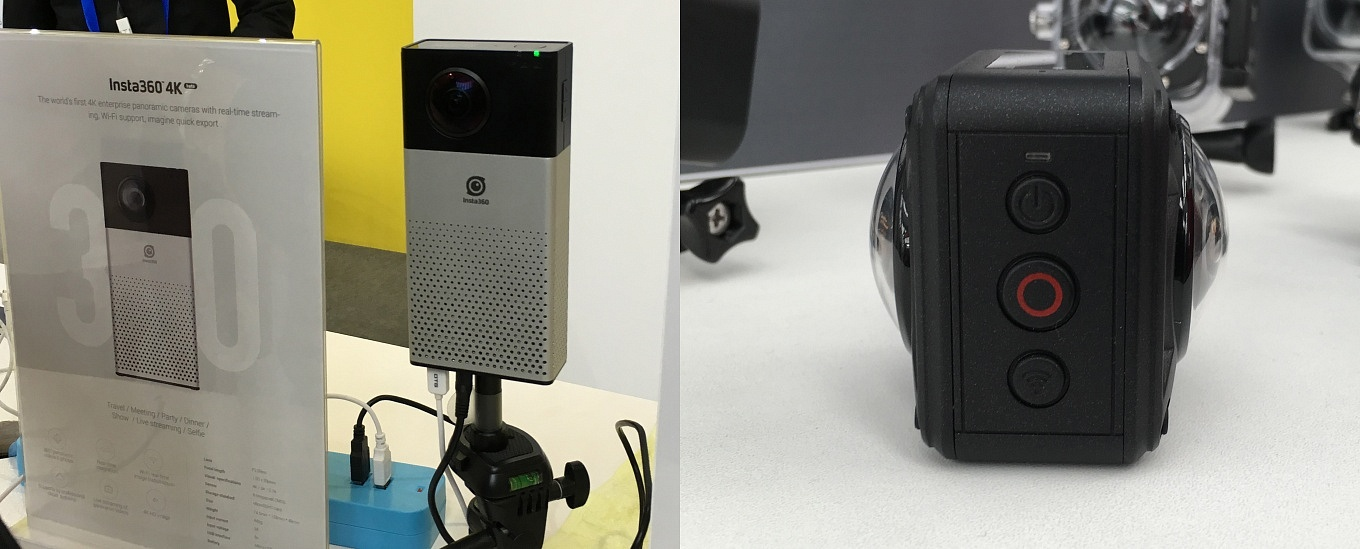 Instaview 360 & Sunco 360 Prototype