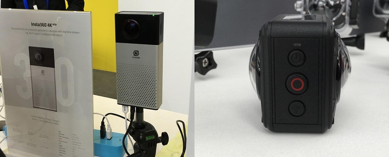 Instaview 360 & Sunco 360 Prototype