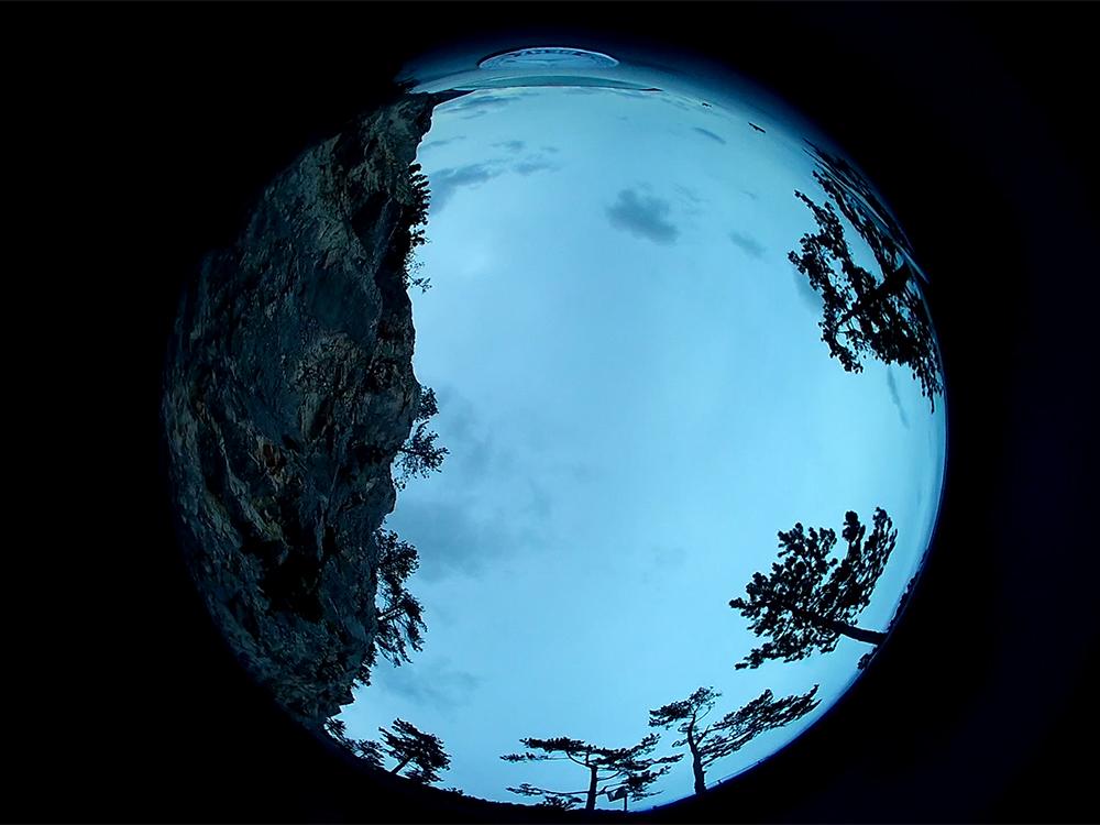 AMKOV AMK100 - spherical video