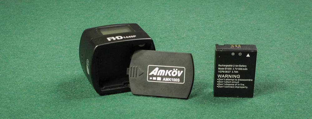 AMKOV AMK100S Battery
