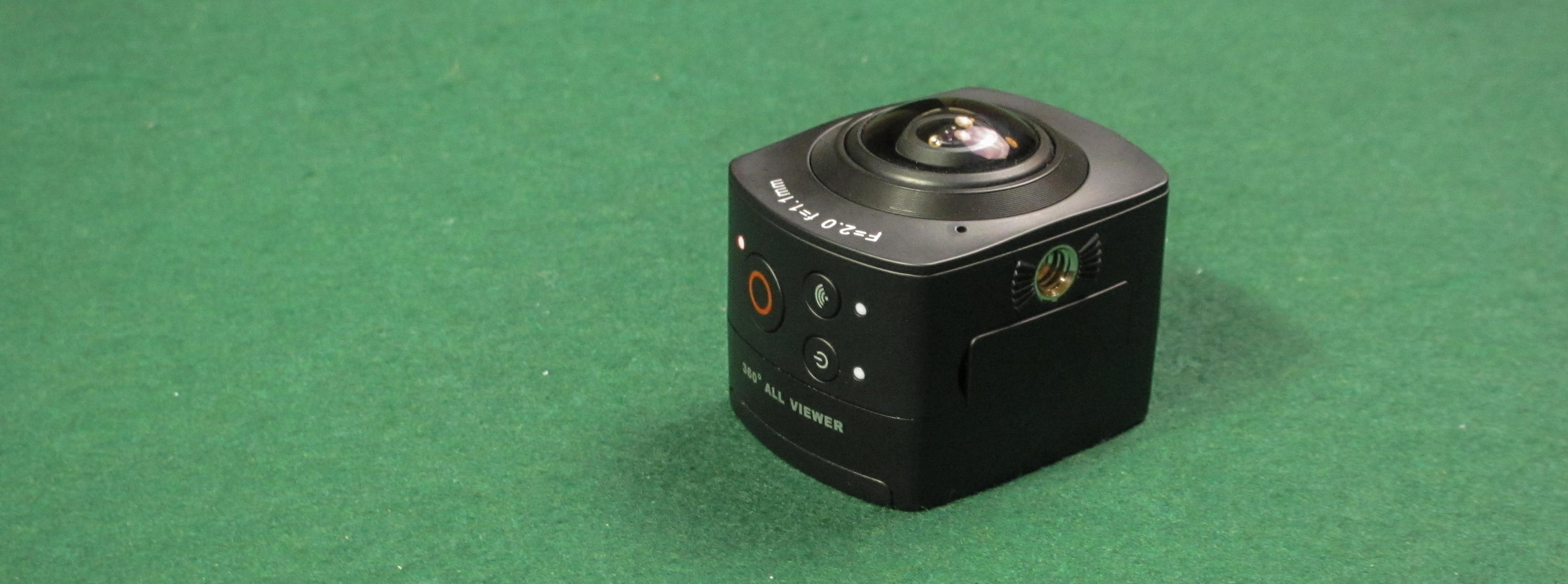 Amkov Amk100s 360 176 Camera Overview El Producente