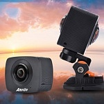 Amkov AMK200S – 360° camera – Overview