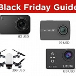 Black Friday Action Camera – Sales Guide