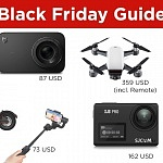 Black Friday Deals 2018 – Action Cameras, Gimbals & Drones
