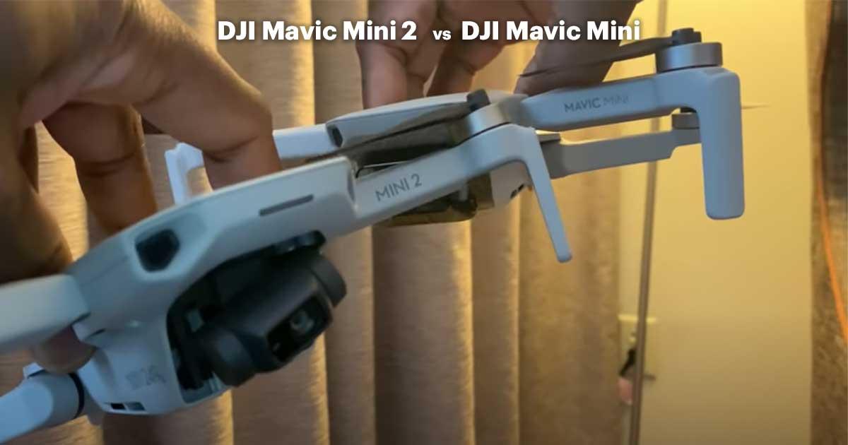 Dji Mavic Mini 2 Vs Dji Mavic Mini Vs Dji Mavic Air 2 Comparison Review El Producente