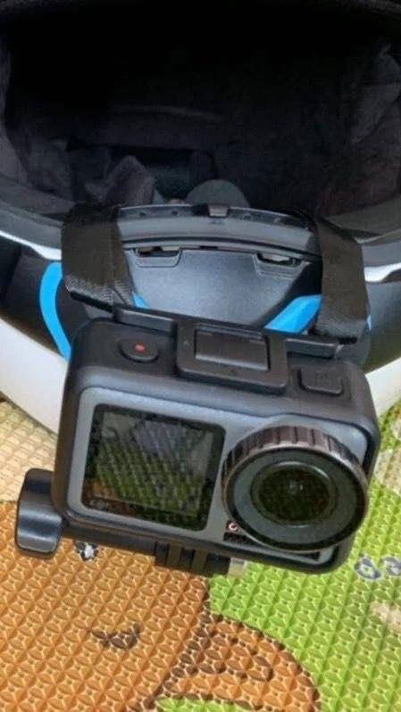 Photo of DJI Osmo Action Camera