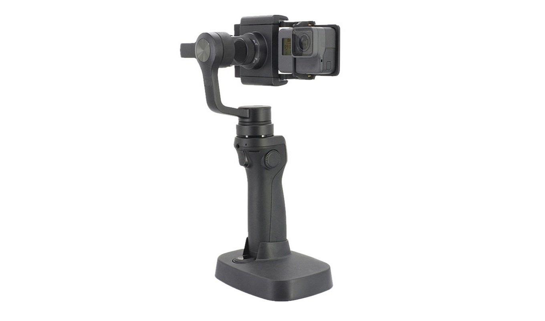 DJI Osmo mobile with GoPro Hero5 black
