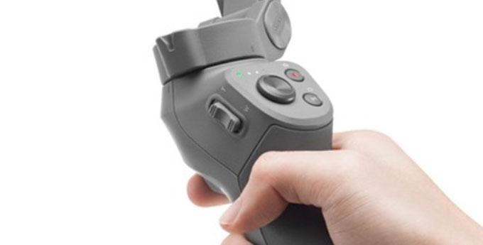 DJI Osmo Mobile 3 - Controls