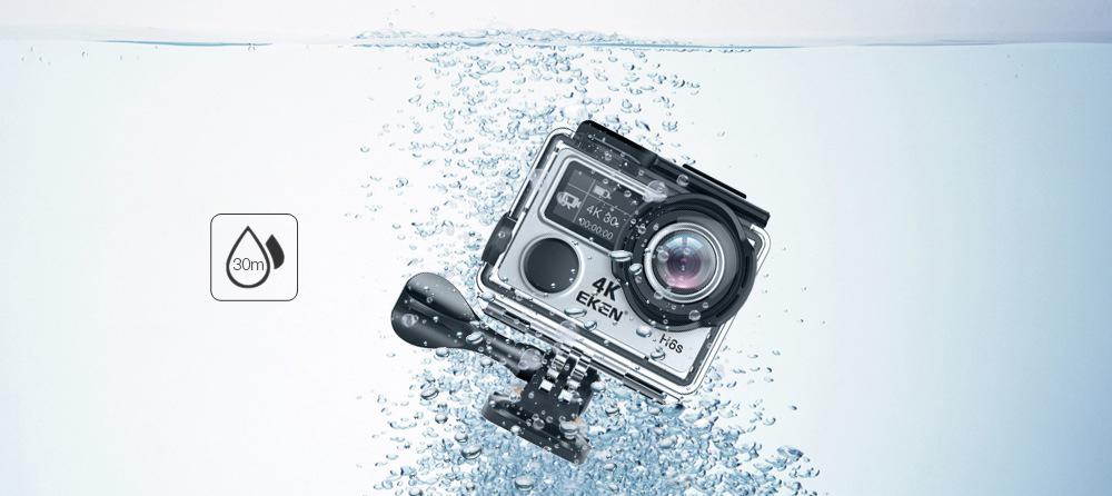 EKEN H6s - Underwater Case