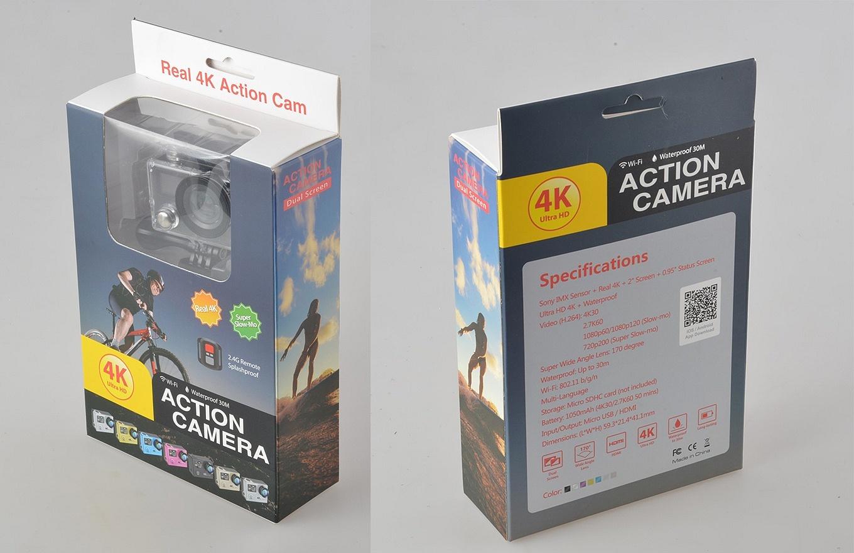 EKEN H8 Pro - Packaging