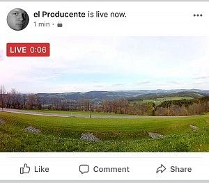 EKEN H9s - Facebook YouTube Live
