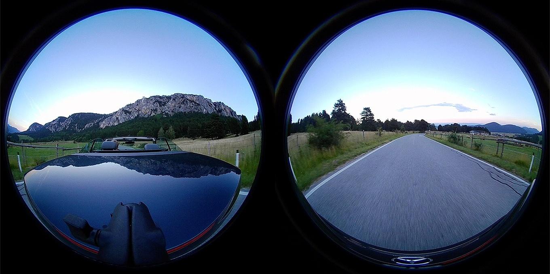 Elephone ELEcam 360 - spherical video