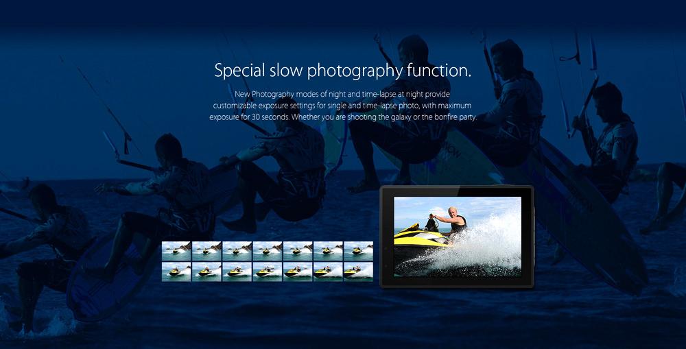 Elephone Explorer Elite - Slow Photography