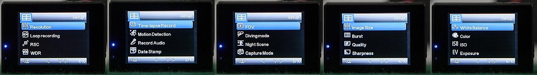 Elephone Explorer Pro - Settings