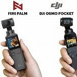 Fimi PALM vs DJI Osmo Pocket – Preview