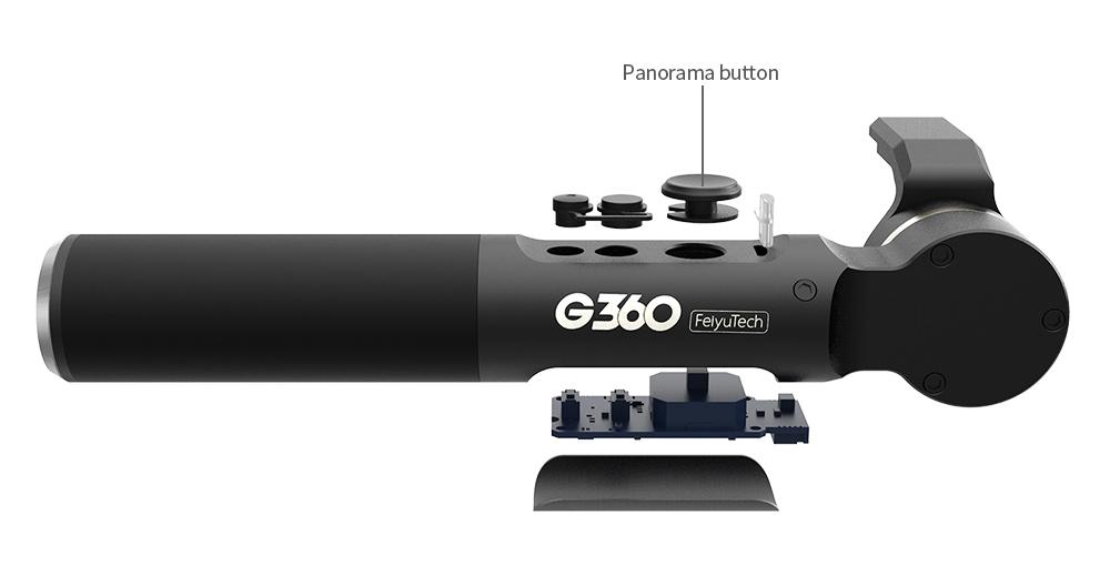 Feiyu G360 Buttons
