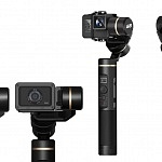 Feiyu G6 – Splashproof Gimbal with GoPro controls