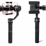 Feiyu SPG (new version) - Splashproof gimbal for Smartphone & GoPro