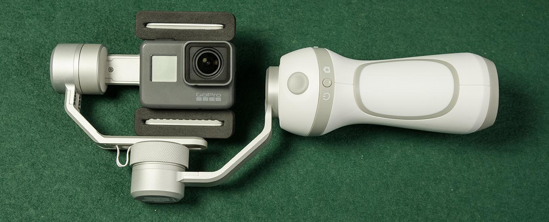 Feiyu Vimble C with GoPro Hero5 black