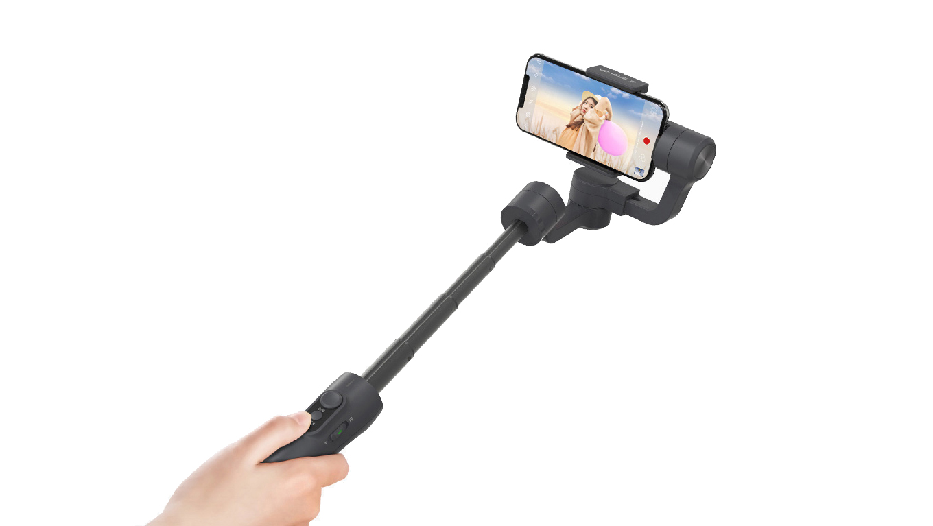 Dji Osmo Mobile 2 Review El Producente Silver Body Plastic