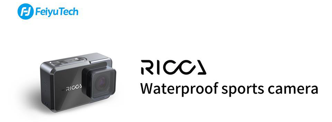FeiyuTech Ricca - Waterproof Action Camera