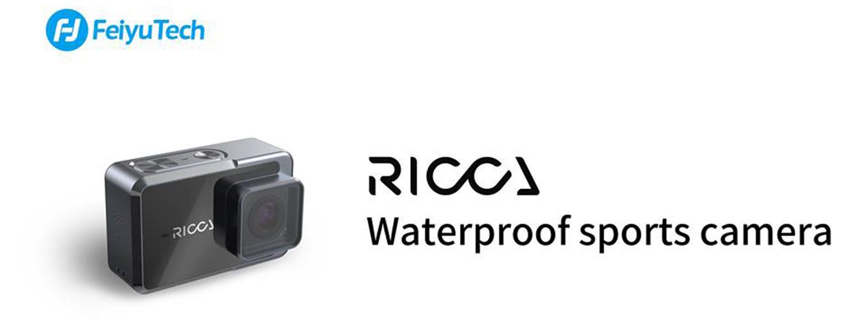 FeiyuTech Ricca - Waterproof Action Camera