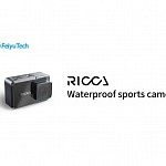 FeiyuTech Ricca – new waterproof action camera to launch soon!