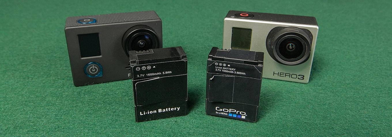 Firefly 6s vs GoPro