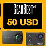 WIN a 50 USD Gearbest Gift Card