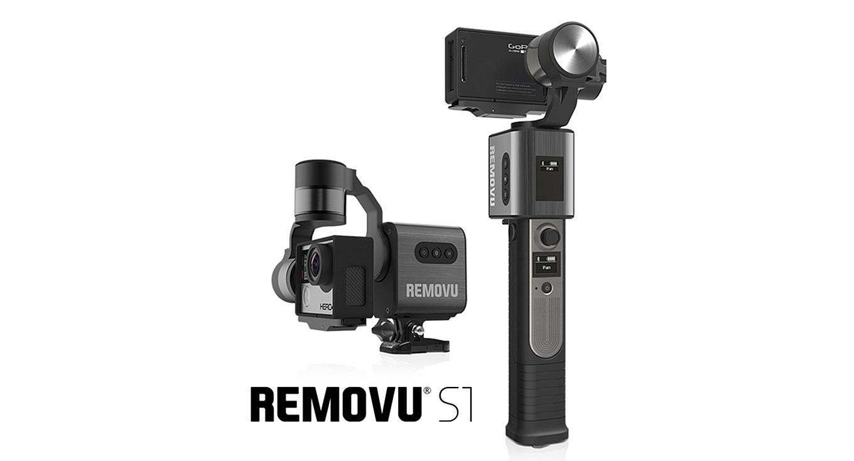 REMOVU S1 3-axis-gimbal