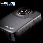 GoPro Fusion – 360° Camera – 5.2K Resolution