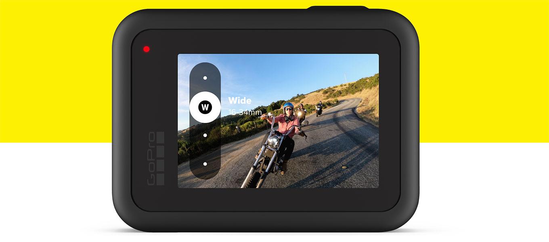 GoPro Hero8 black Digital Lens - now with 4K linear FOV