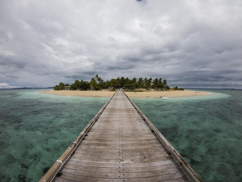 GoPro Photo - less fisheye distortion with landscape shots