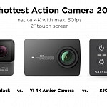 The best 4K Action Camera 2017