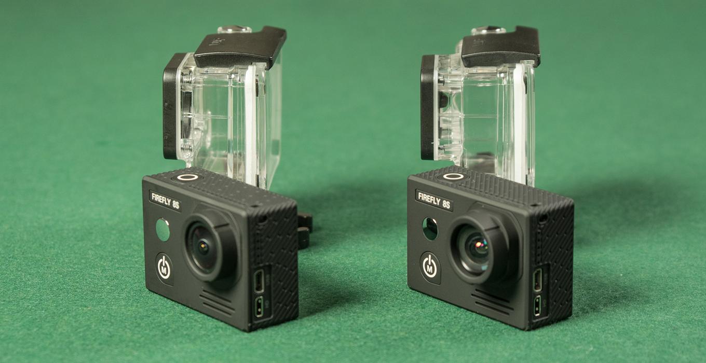 Firefly 8S 170° lens vs Firefly 8S 90° lens
