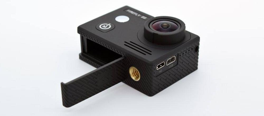 Hawkeye Firefly 8S battery slot