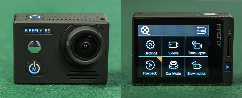 Hawkeye Firefly 8S - Video Modes