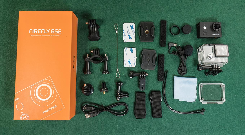 Hawkeye Firefly 8SE - Accessories