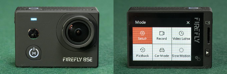 Hawkeye Firefly 8SE - Video Modes