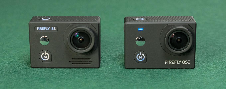 Firefly 8S vs Firefly 8SE - front