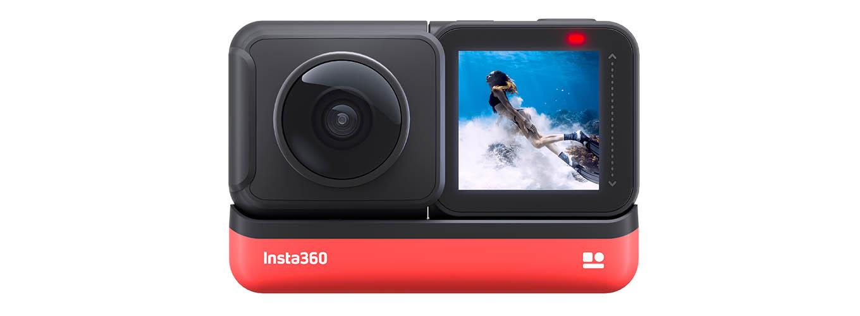 "Insta360 ONE R - ""dual-lens 360"" - 360° camera module"