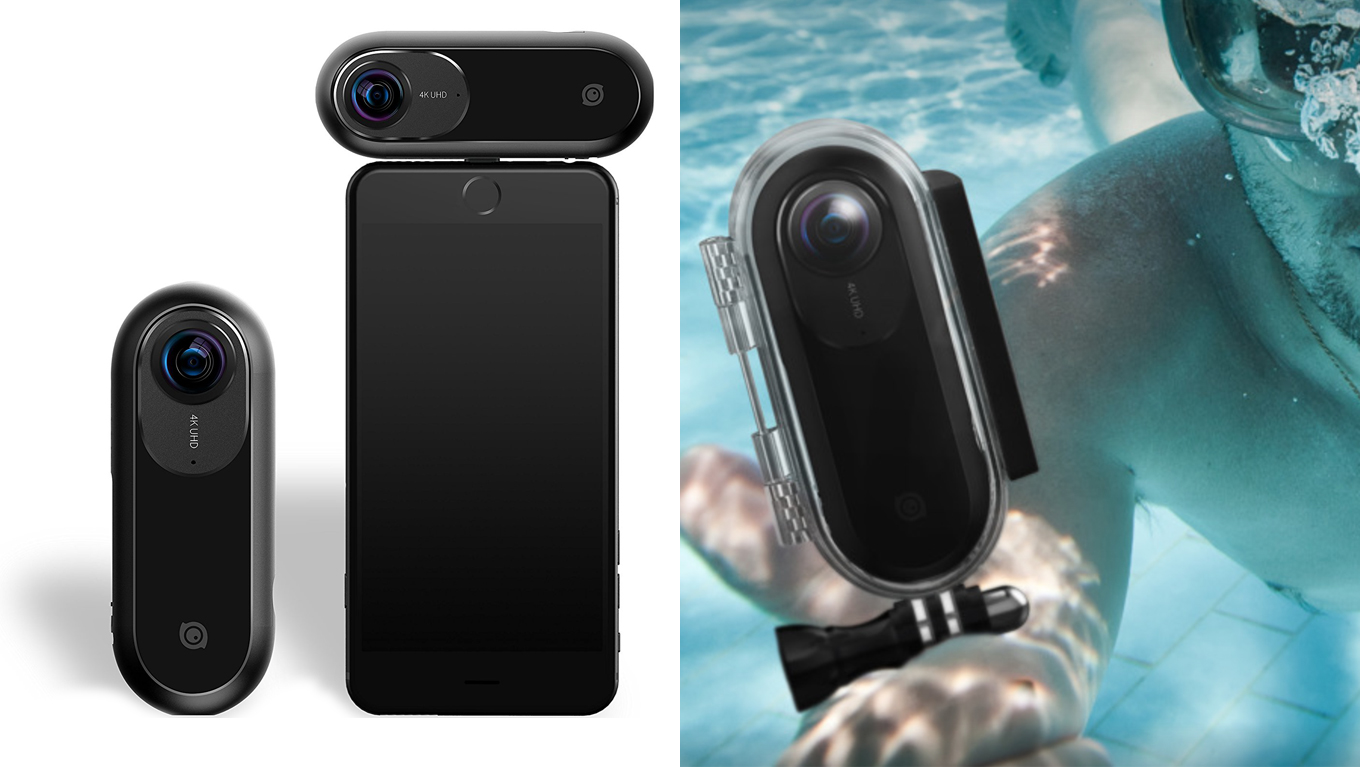 Insta360 One Review - The Future of Action Cameras? - el