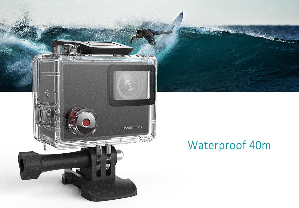 Lesports Liveman C1 - Underwater Case