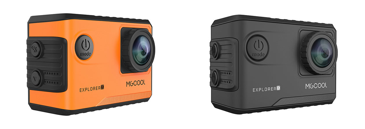 MGCOOL Explorer 2C - available in black & orange