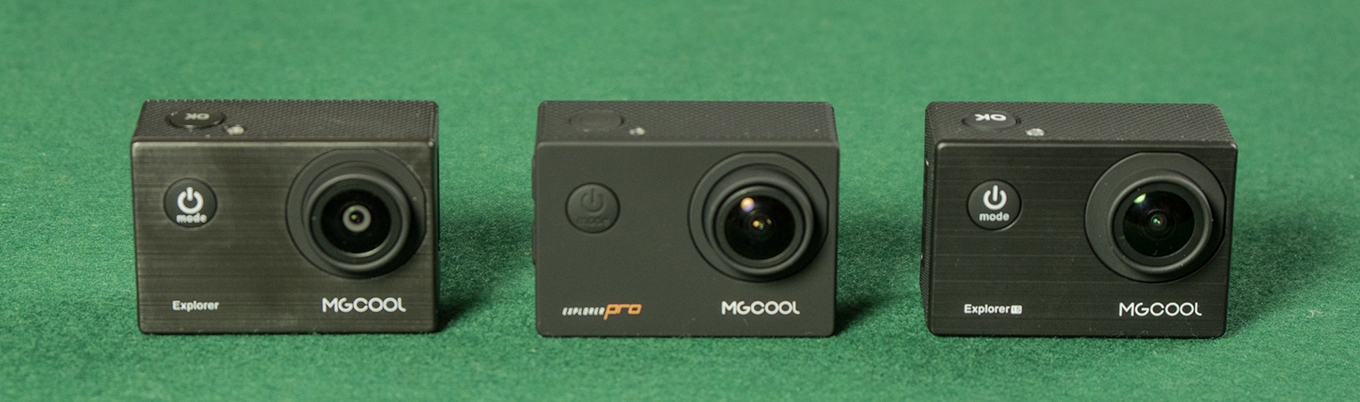 MGCOOL Explorer vs MGCOOL Explorer Pro vs MGCOOL Explorer 1S