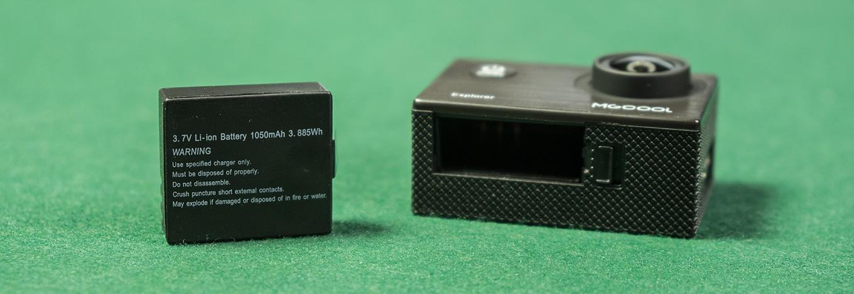 MGCOOL Explorer - 1050 mAh Battery
