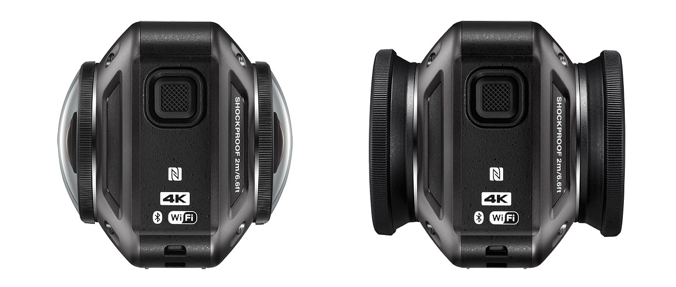 Land Lens Protector vs underwater lens protector