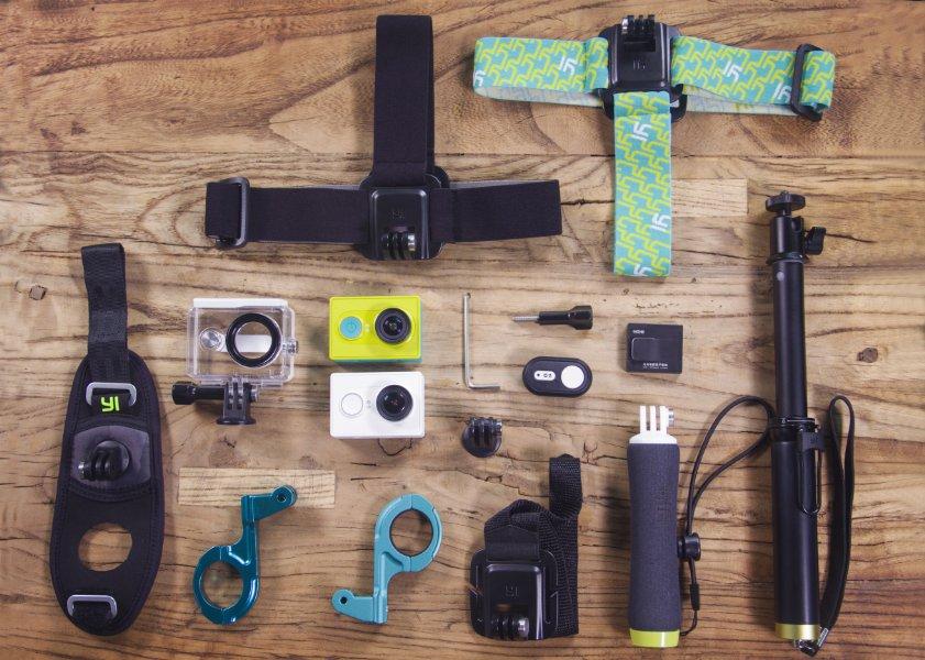 Original Xiaomi Yi Action Camera Accessories