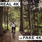 Real vs Fake 4K resolution – How to check?