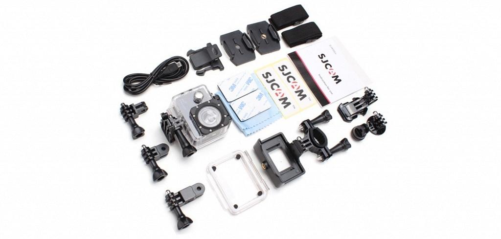 SJ4000+ Accessories